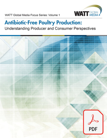 Antibiotic-Free Poultry Production