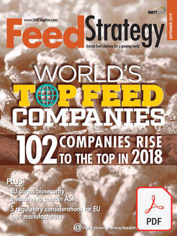 World's Top Feed Companies 2019