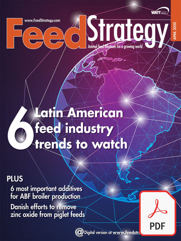 Feed Strategy Production Trends Report 2020