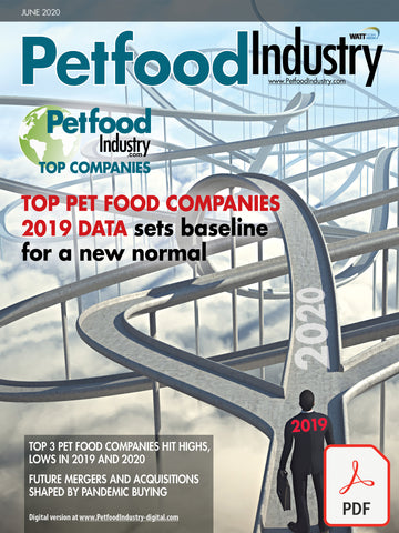 World's Top Pet Food Companies 2020