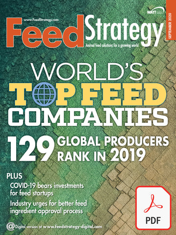 World's Top Feed Companies 2020