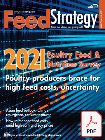 Poultry Nutrition and Feed Survey 2021
