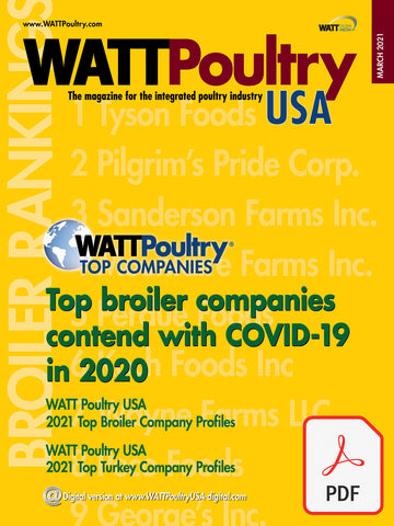 US Top Poultry Companies 2021
