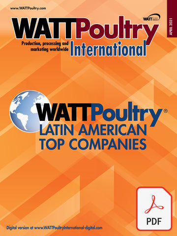 Latin American Top Poultry Companies 2021