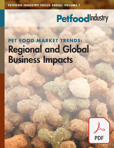 Pet Food Market Trends