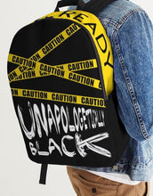 Load image into Gallery viewer, Unapologetically Black Backpack
