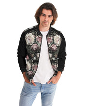 Load image into Gallery viewer, Floral I Men's Bomber Jacket