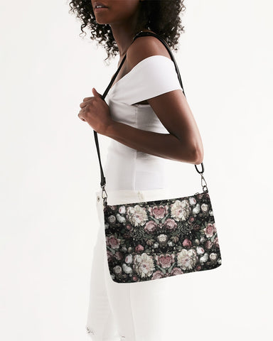 Floral I Clutch