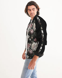 Floral I Men's Bomber Jacket