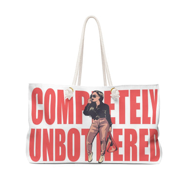 Completely Unbothered Tote