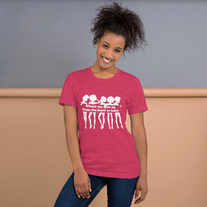 Women's Where My Girls At - Short-Sleeve T-Shirt