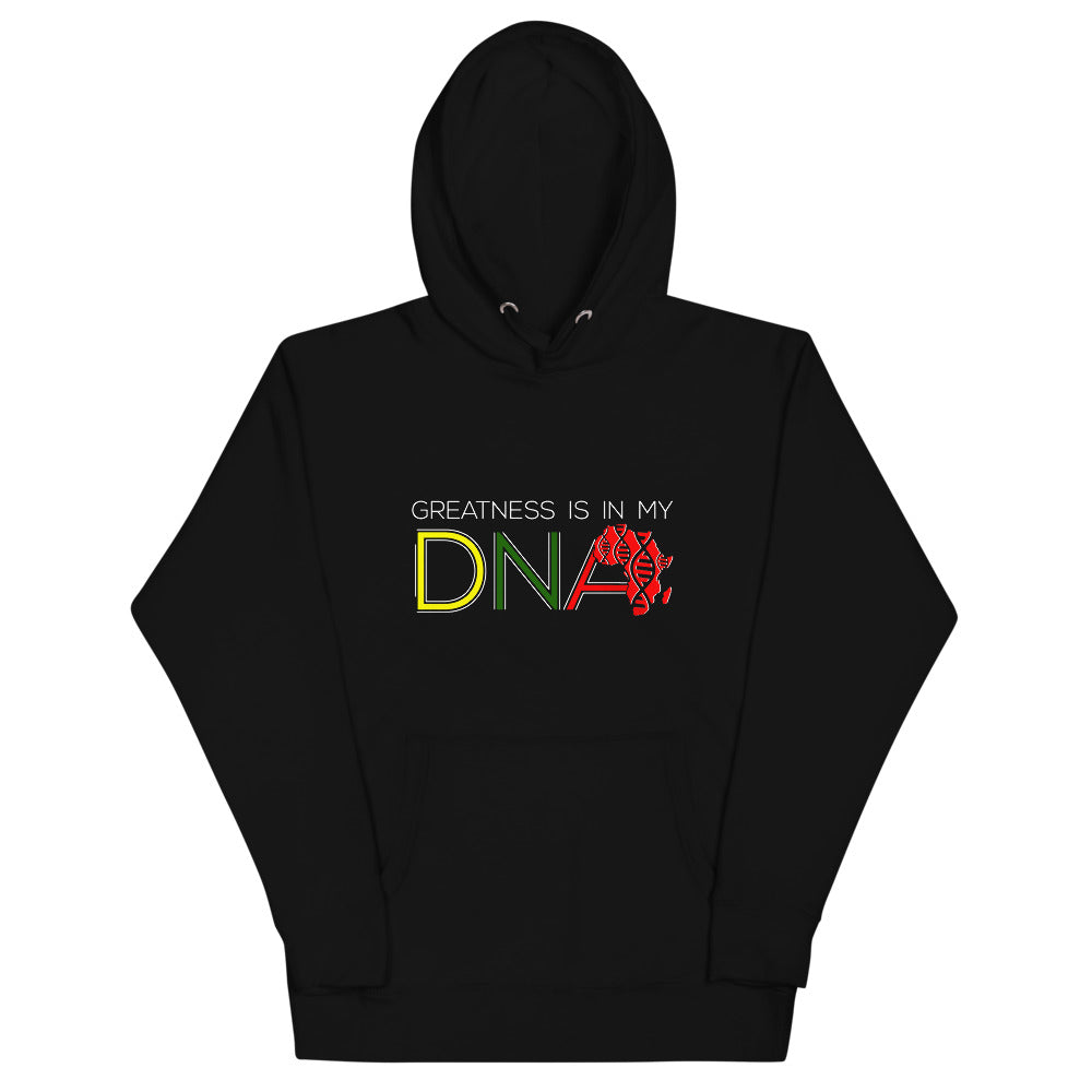 Greatness Is In My DNA Hoodie