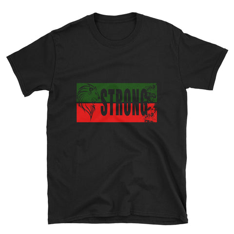 Strong - Short-Sleeve T-Shirt