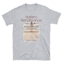 Load image into Gallery viewer, Men's and Women's Harlem Renaissance - Short-Sleeve Unisex T-Shirt