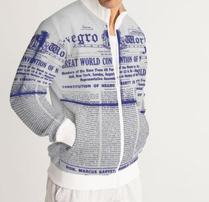 Newspaper Men's Track Jacket