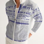 Newspaper Track Jacket
