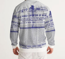 Load image into Gallery viewer, Newspaper Men's Track Jacket