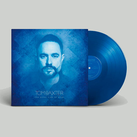 THE OTHER SIDE OF BLUE - LIMITED EDITION COLOUR LP