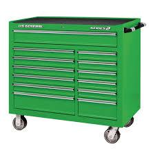 Harbour Freight Tool Chest Caster Wheel Upgrade