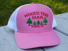 Load image into Gallery viewer, Pink/White Trucker Hat