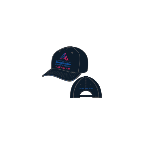 Adult Cap Glasgow 2019