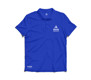 Mens Polo EAIC Blue