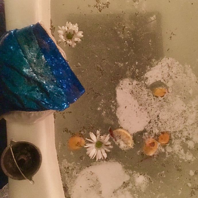 Some of My Spiritual Baths