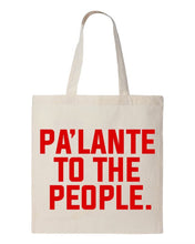 Pa'lante To The People tote