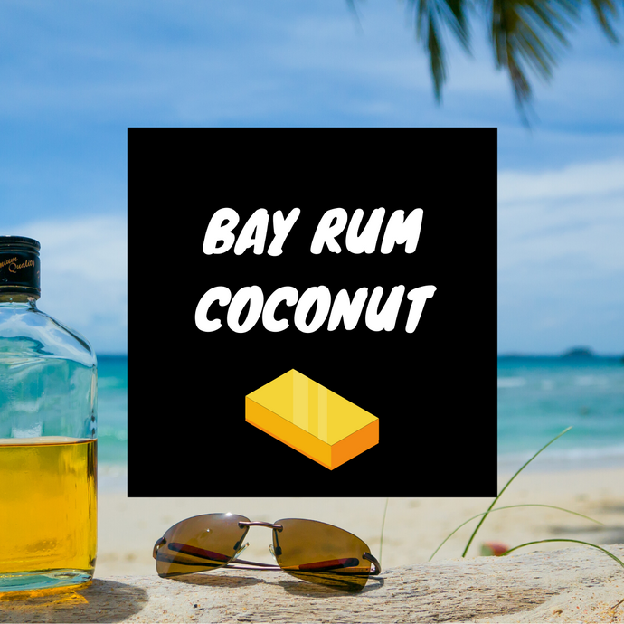 Bay Rum Coconut Body Butter