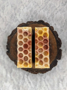 Honey Bee Artisan Soap Bar