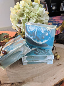 Blue Agave Sugar Artisan Soap Bar