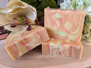 Sands of Time Artisan Soap Bar