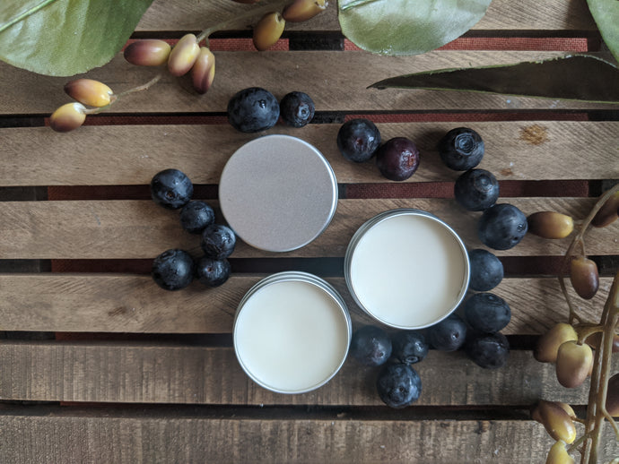 Açaí & Blueberry Lip Balm
