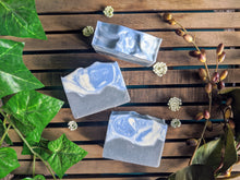 Load image into Gallery viewer, Mountain Blues Artisan Soap Bar