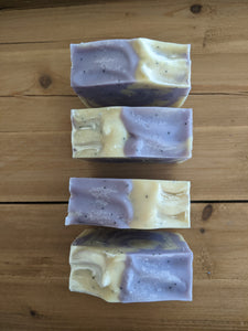 Lavender Lemon Artisan Soap Bar