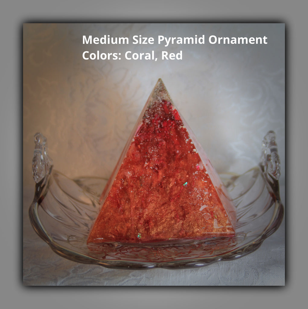 Pyramid Paperweight Keepsake