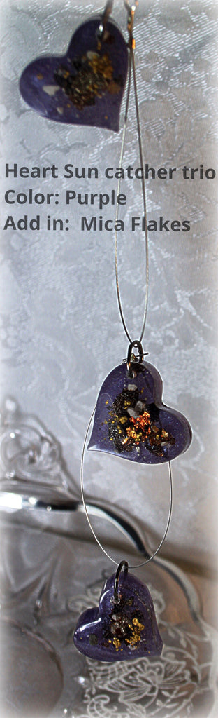 Hanging Sun-Catcher Trio - Decor - spiritsoultreasures - spiritsoultreasures