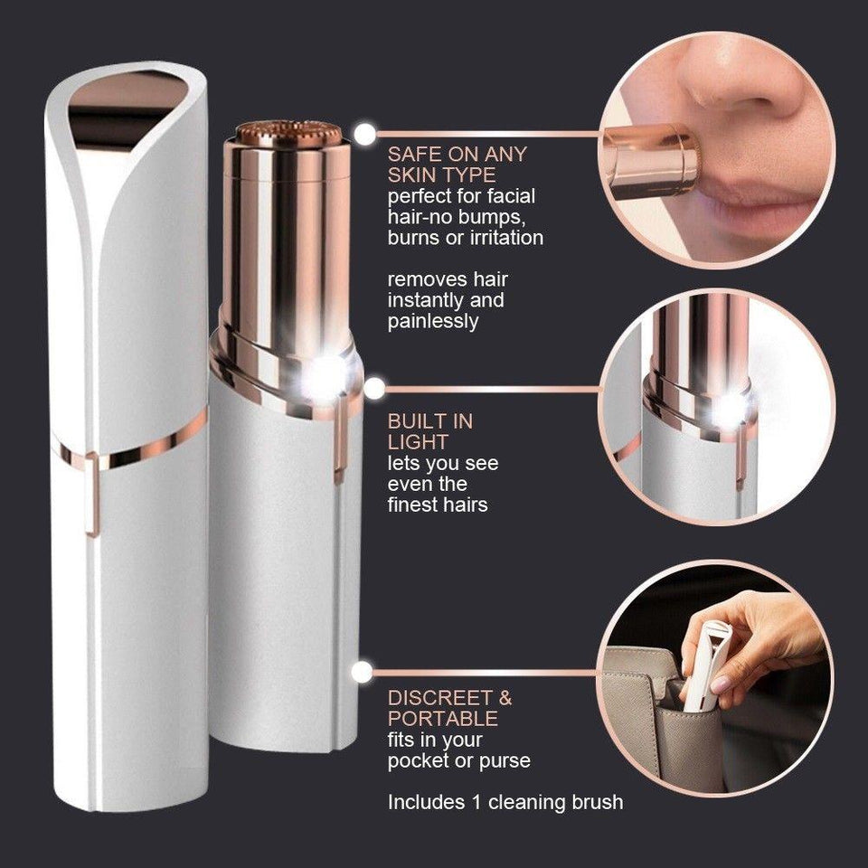 Flawlessl Brows Electric Shaver Instant Hair Remover Tool