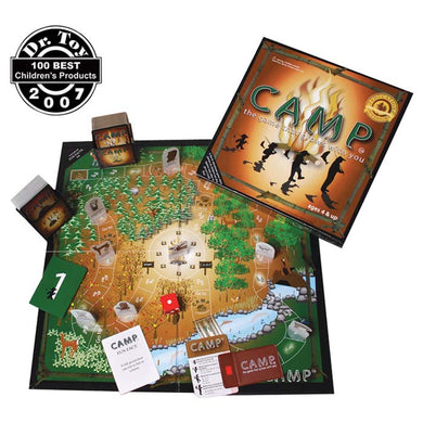 Education Outdoors: Camp Game