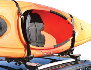 Malone: FoldAway-J Folding Kayak Carried