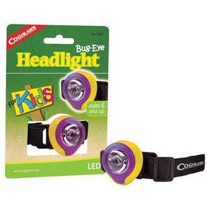 Colgans: Bug-Eye Headlight for Kids