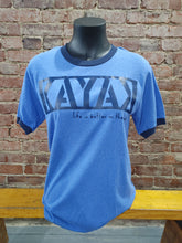 Load image into Gallery viewer, Carried Away Outfitters: Blue Kayak T-Shirt