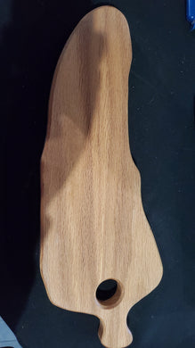 Rivertown Woodgrain: Cutting Board (Pepper Shaped)
