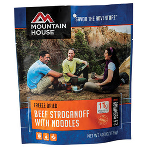Mountain House: Shippers