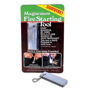 Doan: Magnesium Fire Starting Tool