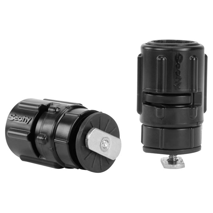Scotty: Gear Head Track Adaptor