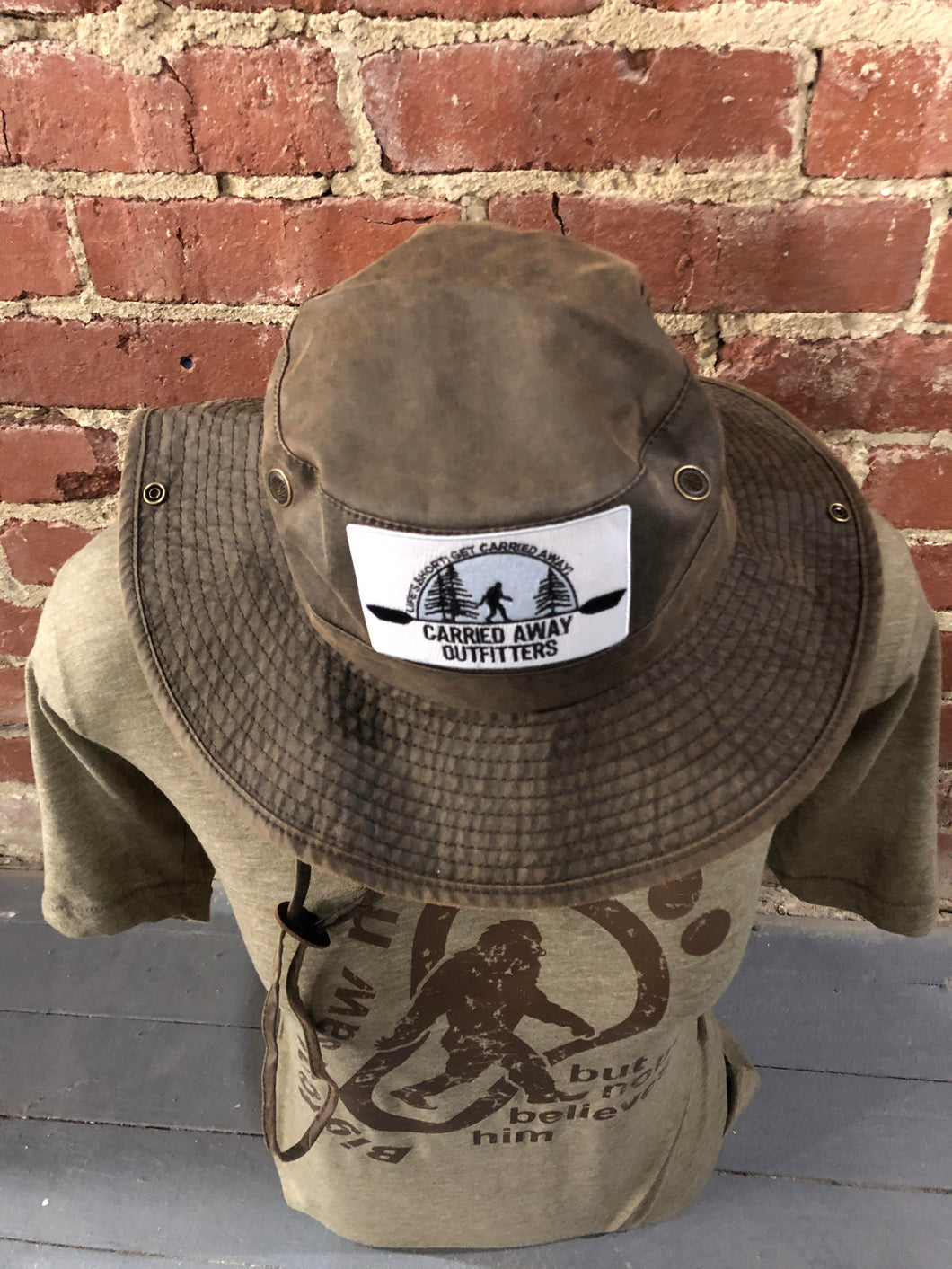 Carried Away Outfitters: Boonie Hat
