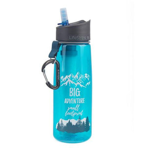 LifeStraw: Go Water Bottle