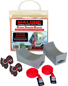 Malone: Kayak Stacker Blocks