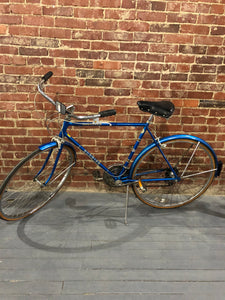 "1970s Men's 18"" Schwinn Suburban Bicycle"